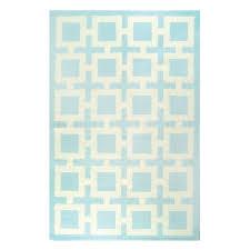 light blue nixon reversible peruvian flat weave rug alt image 1