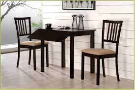 Small Drop Leaf Kitchen Table 2 Chairs Chair 16023 Home Design
