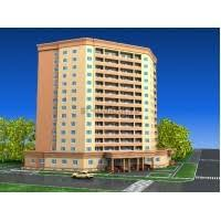 Диплом ПГС готовые дипломные работы по строительству проекты ПГС 14 этажный жилой дом со встроено пристроенными помещениями в г Иваново