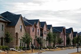 luxury bella casa townhomes of frisco texas