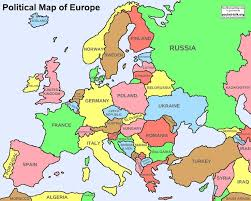 17 best europe political maps images on pinterest europe Russia And Europe Map map of europe yahoo image search results russia and europe map quiz