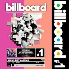 Billboard Japan Album Chart Charts Page 2 Ekko Music Rights Powered By Ctga