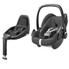 maxi cosi pebble plus group 0 car seat with 2way fix base nomad black