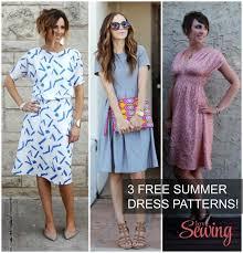 Summer Dress Patterns Extraordinary 48 Gorgeous And Free Summer Dress Patterns And Tutorials