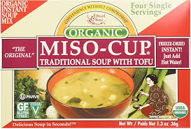 <b>Edward & Sons Miso-Cup</b>-Traditional with Tofu, 37g: Amazon.ca ...