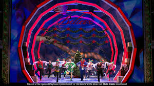 Elf The Musical The Music Hall