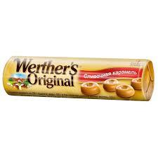 <b>Карамель Werther's original</b> сливочная 50 г купить в магазине ...