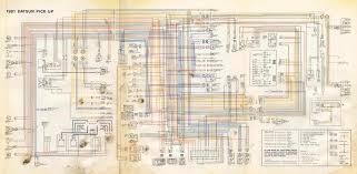 nissan eccs wiring diagram nissan wiring diagrams electrical wiring diagram of 1981 datsun pick up nissan eccs