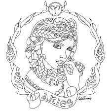 You can use our amazing online tool to color and edit the following zodiac signs coloring pages. Pin On Craft Ideas