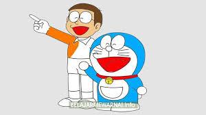 Koleksi gambar mewarnai doraemon dan nobita kumpulan gambar lucu. Download Bermacam Contoh Gambar Mewarna Doraemon Yang Berguna Dan Boleh Di Muat Turun Dengan Mudah Gambar Mewarna