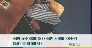 Doctors Note For Work Law California Employees Time Off Requests For Exempt Vs Non Exempt