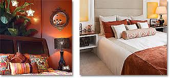 brown and orange bedroom ideas. burnt orange (terracotta) bedroom color schemes brown and ideas
