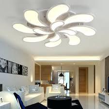 Ceiling Lights For Bedroom Flower Acrylic Led Ceiling Light Modern Living  Room Ceiling Lamps Bedroom Lighting