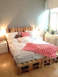 making a pallet bed pallet bed frame fantastic bedroom furniture design ideas diy queen pallet bed