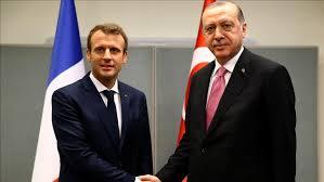 Erdogan, Macron agree to cooperate over Jerusalem
