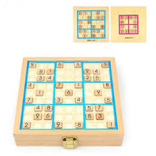 Sudoku Wooden Board Game Instructions Sudoku Puzzles Hobby Leisure Mall 88