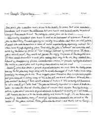 Sample Expository Essay Sample Expository Essay 3 In Staar Format