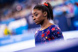 Simone Biles Is Out Of The Women's ...