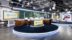 Tv Studio Lighting Design Q A Lighting Citys New Breakfast Television Studio With