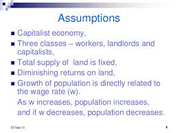 malthusian theory of growth 3