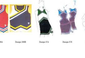 Design Your Own Cheerleading Uniform Fashion Industry Wins As Supreme Court Says Cheerleader