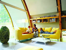 Yellow living room furniture Pale Yellow Decoist Yellow Sofa Sunshine Piece For Your Living Room