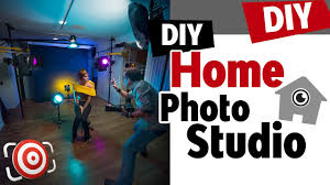 home photography studio setup tips for building a diy home portrait studio on a budget