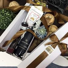 wine o clock gift box vancouver gift baskets