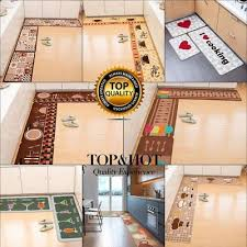 cartoon non slip print carpet doormat kitchen house rug mat cover pad carpets bb
