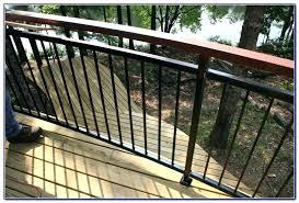 Metal deck railing ideas Modern Metal Deck Railing Horizontal Metal Deck Railing Metal Deck Railing Ideas Edusolutioninfo Metal Deck Railing Horizontal Metal Deck Railing Metal Deck Railing