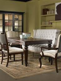 dining table with upholstered bench google search maybe like this