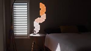 wall lighting bedroom. Nanoleaf Aurora Wall Lights Bedroom Lighting T