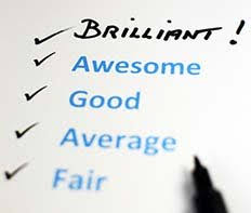 rating methods performance appraisal overview