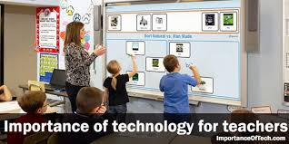 importance of technology for teachers my essay point labels importance of educational technology