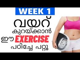 lose belly fat exercises learn plank