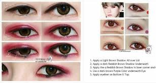 74 images about korean makeup on we heart it see more about makeup korean and pink