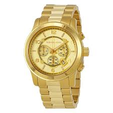 michael kors watches jomashop michael kors gold tone men s watch