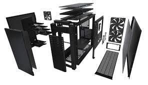 Fractal Design Define R5 Fan Controller Fractal Design Define R6 Excels At Hiding Cables And