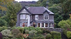 house with bay window.  Bay The Leathes Head Country House Hotel Room 4 With The Bay Window On Left For With Window