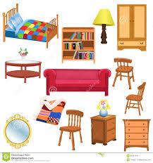 Living Room Bedroom Furniture Furniture Cliparts