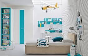 Kids Room Design: 1 Aqua Blue White Bedroom - Modern Kid's Bedroom ...