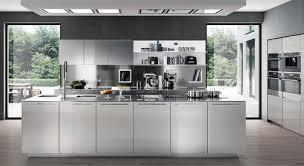 italian kitchen furniture. satin stainless steel modern handles italian kitchen furniture