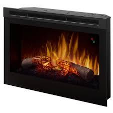 dimplex 25 in electric firebox fireplace insert