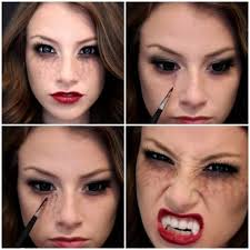vire diaries inspired halloween makeup google search