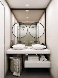 Home Designs: Marble Bathroom Decor - Neutral Color Palette