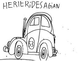 Small Picture Herbie Coloring Pages Stunning Printable Bug Coloring Pages With