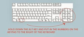How To Make Tm Symbol How To Make Symbols With Keyboard Asveth