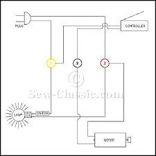 singer electric furnace wiring diagram sew machine motor wire diagram 3 cord singer replacement cabinet foot knee control see this link lennox electric furnace wiring diagram lennox