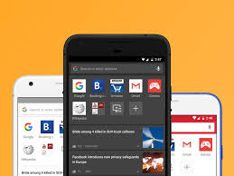 Browser Themes Opera For Android V46 Adds Themes Night Mode And More