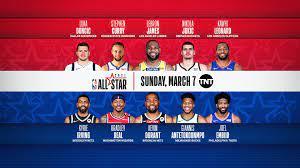 2021 NBA All-Star Game starters ...